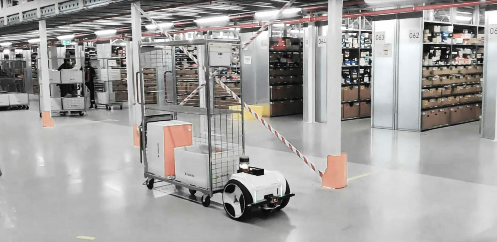 Velodyne Lidar and MOV.AI Partner to Provide Autonomous Solutions for Industrial and E-Commerce Robotics