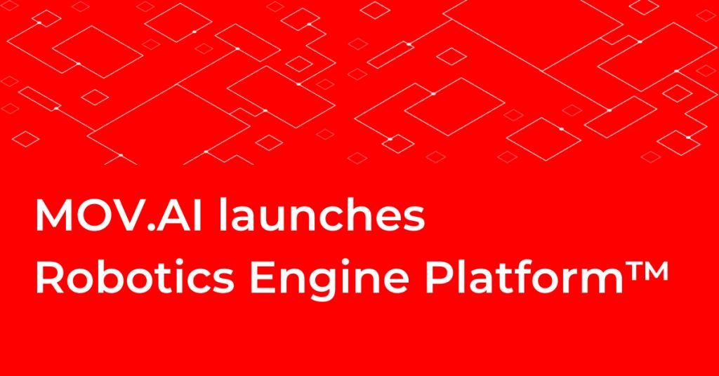 MOV.AI launches Robotics Engine Platform