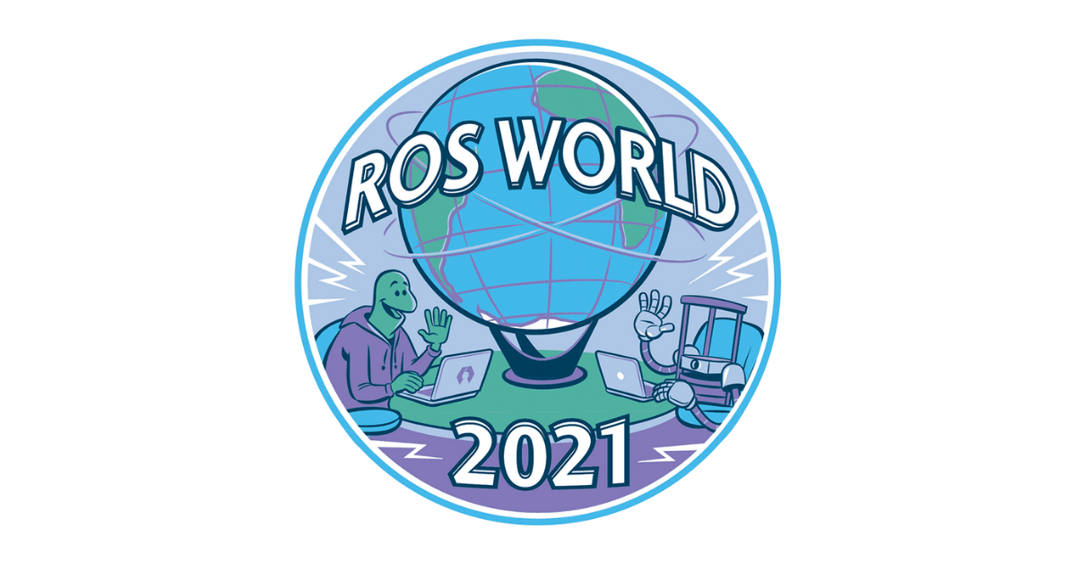 MOV.AI is proud sponsor of ROS World 2021, October 20-21